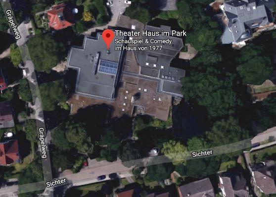 Begegnungsstätte Haus im Park in Bergedorf