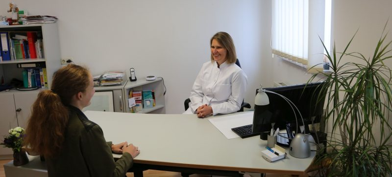 Psychosomatische Grundversorgung durch Dr. med. Ismene Kappos-Baxmann